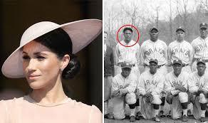 Meghan Markles Family Tree Revealed Ancestors Of Duchess