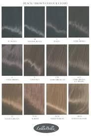 Auburn Colour Hair Chart Orjndo Org