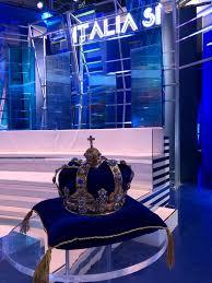 La Principessa Nina porta Seborga in diretta su Rai 1 a ...