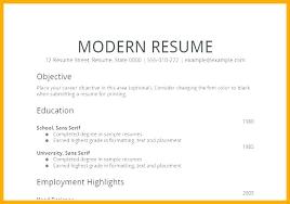 Resume For Part Time Job Noxdefense Com