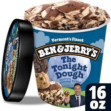 ben jerry s the tonight dough ice