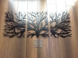 metal wall art decor 3d sculpture
