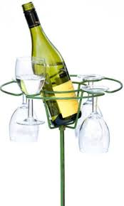 wimbledon wine bottle glasses holder 1844 p jpg