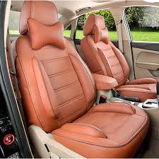 cartailor pu leather seat covers fit for jeep wrangler car seat