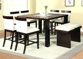 full size of tall dinner table high chair set acme counter height dining room with insert