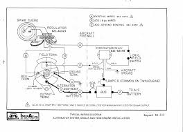 cessna 180 split master switch backcountry pilot Alternator Magnets Diagram at Aircraft Alternator Diagram