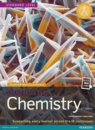 pearson baccalaureate chemistry standard level nd edition print  pearson baccalaureate chemistry standard level 2nd edition print and ebook bundle for the ib diploma