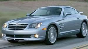 2005 Chrysler Crossfire SRT-6: The Quickest Chrysler (Remember ...
