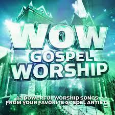 Various Artists Wow Gospel 2015 English Christian Album