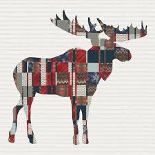 Bring the feel of the outdoors in with our mighty moose quilt ... & Bring the feel of the outdoors in with our mighty moose quilt. Customize  the fabrics and colors to match any nursery or decor. You can add customiz… Adamdwight.com