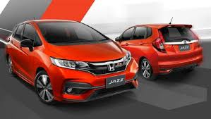 2018 honda jazz facelift. interesting jazz 2018 honda jazz facelift debuts in thailand for honda jazz 0