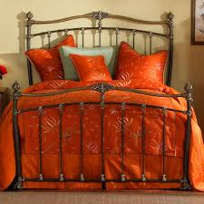 High-end King Iron Beds | Humble Abode