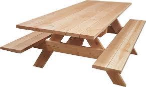 Table Banc Pique Nique 6 Pers Pmr Douglas 2m Livraison Gratuite Table Pique Nique 6 Personnes