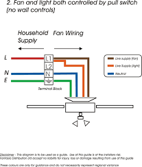 for bathroom exhaust fan wiring diagram