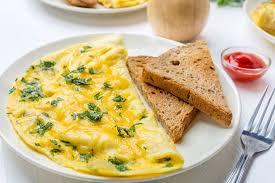 egg omelette fooguruz