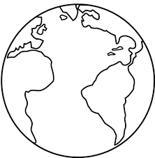 Small Picture Free earth color sheet planet earth coloring pages free