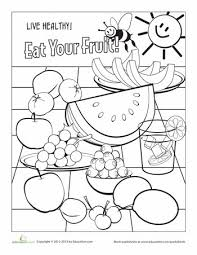 69e8511c4699b30b1eb255796ec4ea43 food coloring kids colouring 109 best images about nutrition worksheet on pinterest cut and on group worksheets in excel