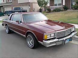 1984 Chevrolet Caprice Classic - Information and photos - MOMENTcar