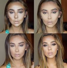 how to contour your face to look younger beauty trusper tip