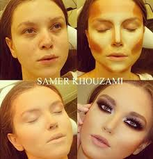 make up before and after she looks like a pletely diffe person