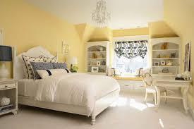 Bed Yellow Bedroom Ideas