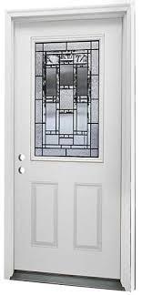 french exterior doors menards. menards exterior doors mastercraft venice 36 x 80 steel half lite ext door rh at ideas french f