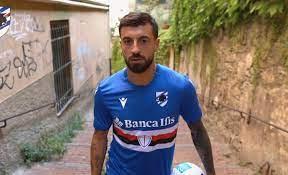 Sampdoria, Caputo pronto per l'Inter: D'Aversa sempre più convinto