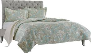 brompton cotton reversible quilt set by laura ashley home
