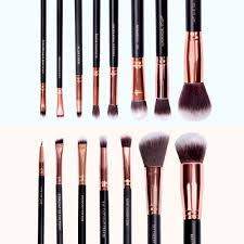 professional makeup brush set. lux vegan makeup brush set professional a