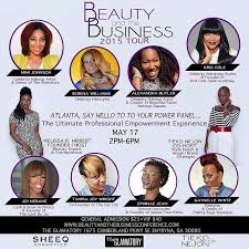 atlanta makeup beauty and the business 2016 tour