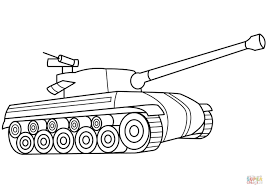 Small Picture Tank coloring page Free Printable Coloring Pages