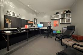 office man cave. My Hubby\u0027s Garage-office/man-cave! Complete With Attic Fan For When We Want  To Smoke Cigars Inside. Office Man Cave R