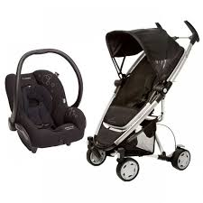 quinny zapp xtra stroller with maxi cosi mico ap car seat travel system black