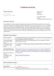 Brilliant Ideas Of Chef Resume Objective Examples Resume Ixiplay