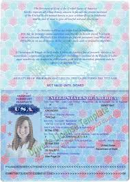 Us Passport Template Psd Drivers License Fake Drivers License Drivers License Psd