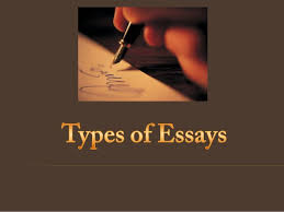 types of essays different types of essays pdfsr com