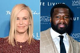 The everywoman's most outrageous friend. Chelsea Handler Bullied 50 Cent Into Recanting His Trump Support