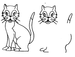 Coloriage Chat