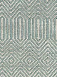 sloan duck egg geometric flatweave rug