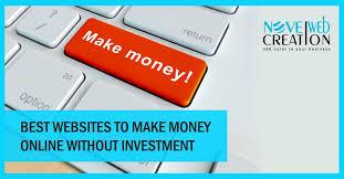 online free website creation best websites to make money online without investment novel web