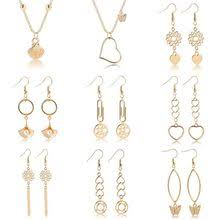 Compare prices on <b>Korean</b> Drop Earring Jewelry - shop the best ...