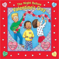 le the night before valentine s day author natasha wing