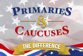 Caucus Vs Primary Venn Diagram The Difference Between Primaries And Caucuses Follow My Vote