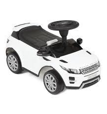 Машина-<b>каталка</b> Chilok BO <b>Range Rover Evoque</b>, цвет: белый ...