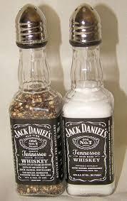 Jack Daniels Bottle Decorations