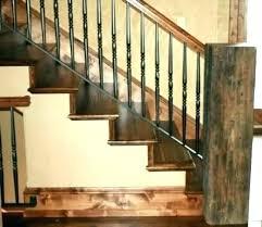 stair railing ideas rustic rustic loft railing ideas post staircase enchanting designs that you stair