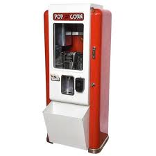 Popcorn Vending Machine Awesome 48s UPopIt Popcorn Machine At 48stdibs