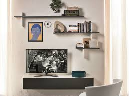... Wall Units, Glamorous Wall Shelves With Tv Tv Shelves Design Floating  Wall Shelves And Floating ...