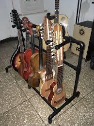 pvc guitar stand plastic rack charango chillador ukulele