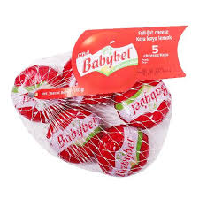 redmart mini babybel cheese 5 pcs 110g